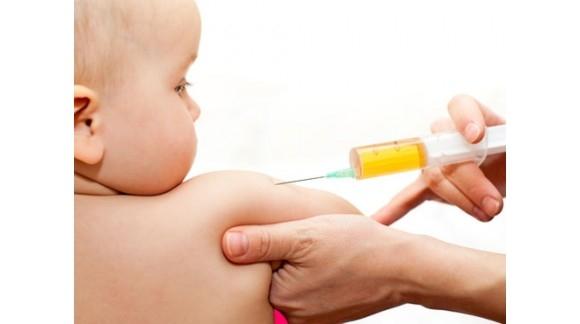 Les vaccins de bébé